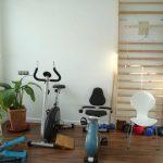 Instalaciones centro fisioterapia Calmar