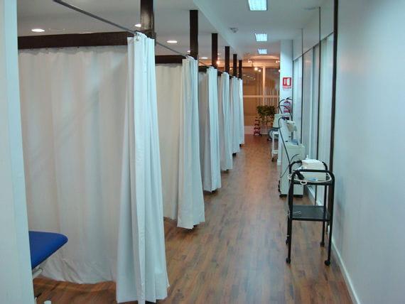 Instalaciones Fisioterapia Calmar