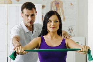 Ejercicio fisioterapia