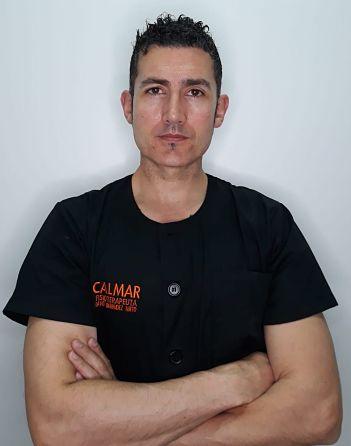 Fisioterapeuta y osteopata David Bermudez Nieto