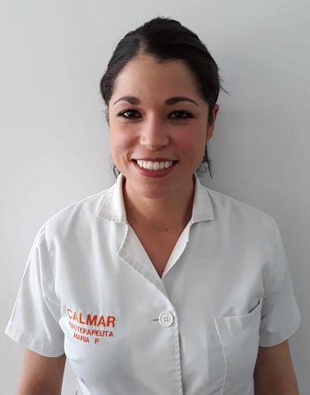 Fisioterapeuta y Osteopata María Parra Zatón