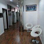 Sala espera fisioterapia Calmar