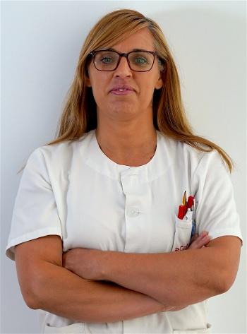 Técnico de rayos Conchi Uceda Gomez